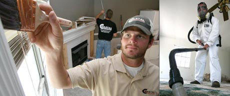 Water Damage Repair Experts
